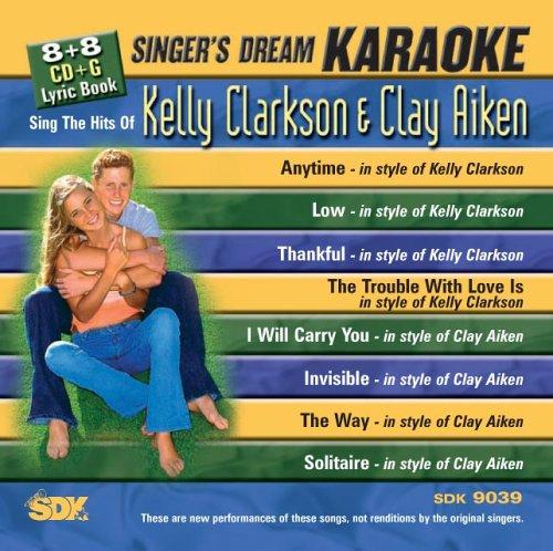 (Sing The Hits Of Kelly Clarkson & Clay Aiken (Karaoke CDG))