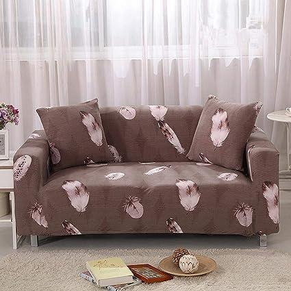 Amazon.com: GouuoHi Home Soft Slipcovers Sofa Tight Wrap All ...