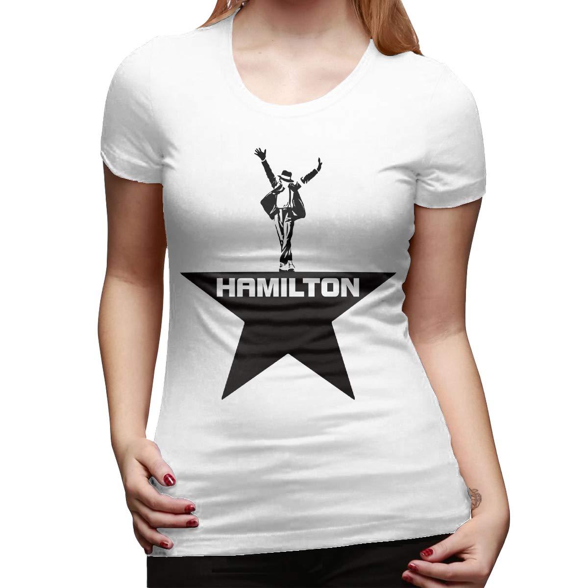 Martina Houston Musicals Hamilton Short Sleeve Tee Tshirts