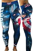 Superhero (Many Styles) Leggings Yoga Pants Compression Tights