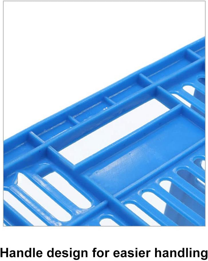 Storage Crate Large Capacity Wear-Resistant and Anti-Fall Not Easy to Deform Strong Bearing Capacity Multiple Specifications to Choose from