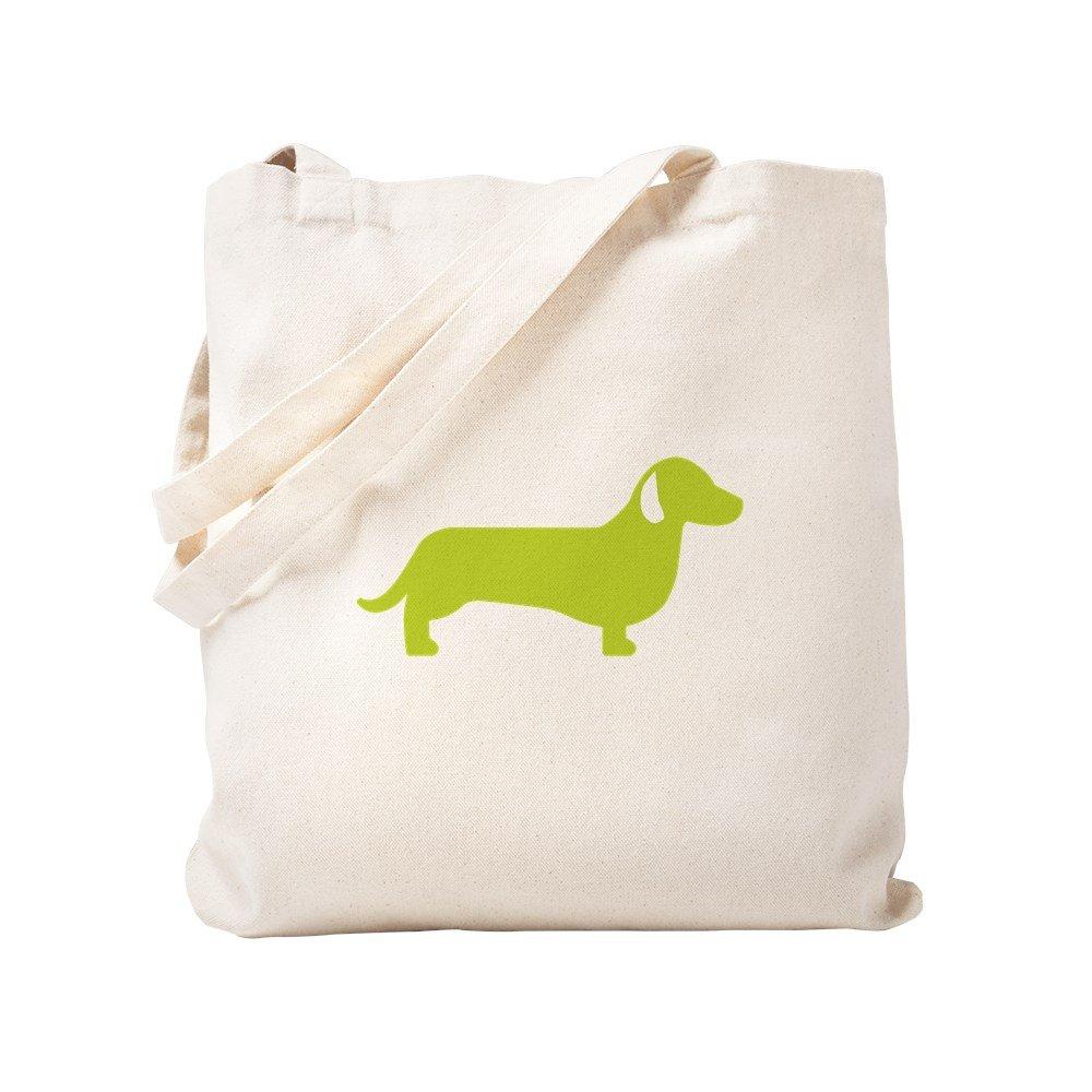 2019公式店舗 CafePress – – Wiener Dog – ナチュラルキャンバストートバッグ S、布ショッピングバッグ S Wiener ベージュ 1431857269DECC2 B0773Q78CX S, ギフトアベニュー:f3e6534a --- 4x4.lt