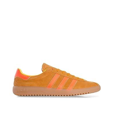 1e8a6f0db41854 adidas Originals Herren Bermuda Sneakers Schuhe -Orange  Amazon.de ...