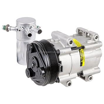 Premium calidad nueva AC Compresor y embrague con a/c secador para Ford Aerostar - buyautoparts 60 - 88680r2 nuevo: Amazon.es: Coche y moto
