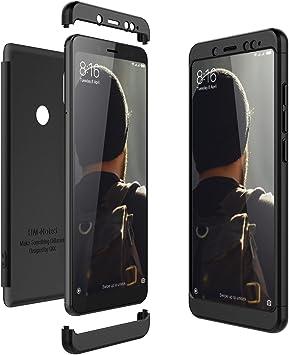 CE-Link Funda Xiaomi Redmi Note 5 Carcasa Fundas para Xiaomi Redmi ...