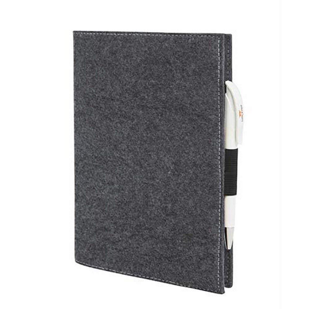 VEVOR Premium Reading Book Protective Felt Book Book Book A5 Notebooks for Felt Case Elegant Cover B07M7NYKHZ     | Spaß  13989e