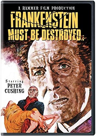 Amazon Com Frankenstein Must Be Destroyed Revised Dvd Anthony Nelson Keys Peter Cushing Veronica Carlson Freddie Jones Simon Ward Thorley Walters Maxine Audley George Pravda Bert Batt Terence Fisher Movies Tv