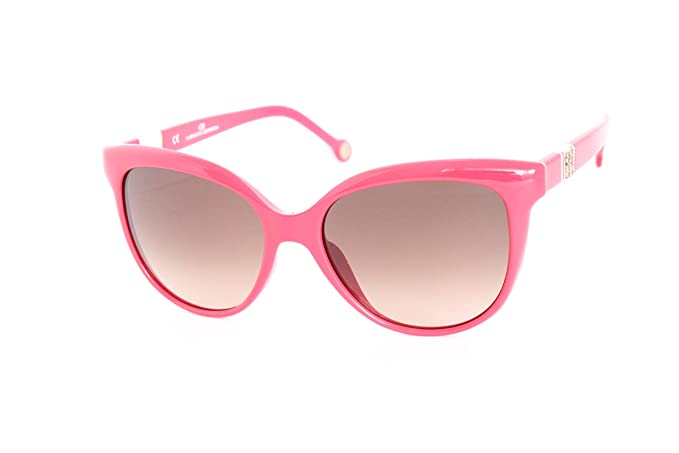 Carolina Herrera SHE69707FU Gafas de Sol, Rojo, 53 para ...