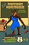 El día de los profesores monstruosos (Aventuras del Comando Relámpago nº 2) (Spanish Edition)