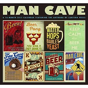 Calendario 2017 Póster Vintage de Bar - cerveza - Cave ...