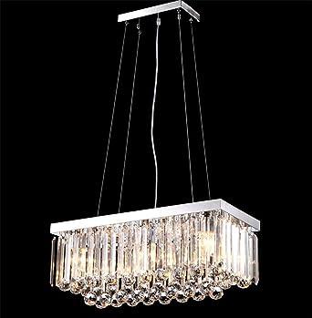 depole bola de cristal Lámparas de araña lámpara de techo ...