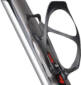 YSHTAN - Soporte para botella de agua para bicicleta (fibra de ...