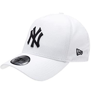 f6f04b0a9 New Era Diamond Era White One Size: Amazon.co.uk: Clothing