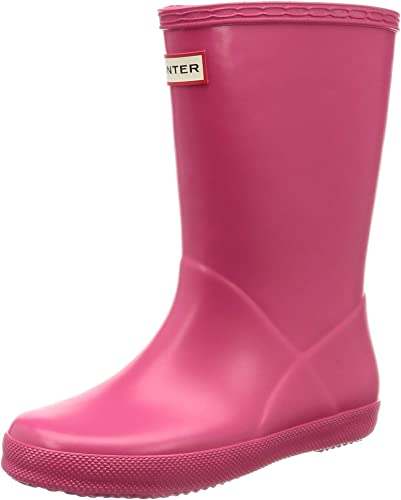Amazon Com Hunter Kids First Classic Rain Boot Rain Boots