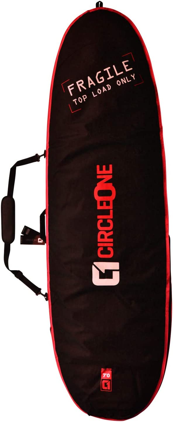 Travel Bag Circle One Stand Up Paddleboard 10ft 6inch SUP Red