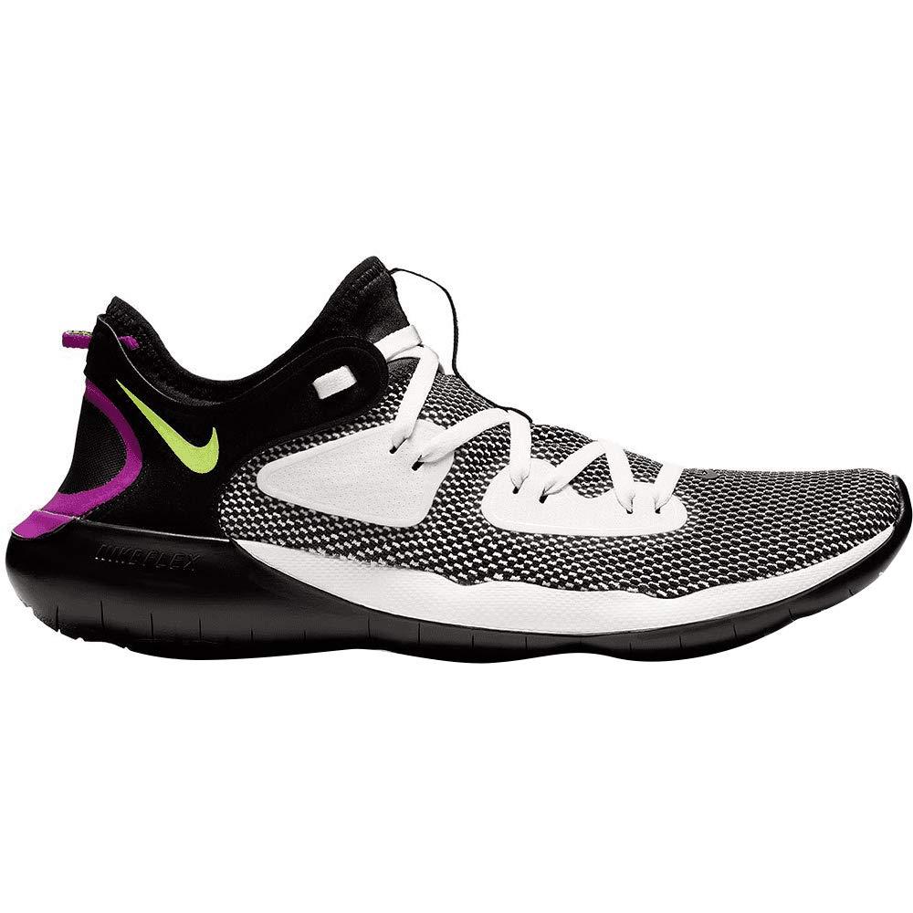 MultiCouleure (noir Volt GFaible Summit blanc 000) 40.5 EU Nike Flex 2019 RN, Chaussures d'Athlétisme Homme