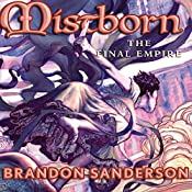 The Final Empire: Mistborn Book 1 | Brandon Sanderson