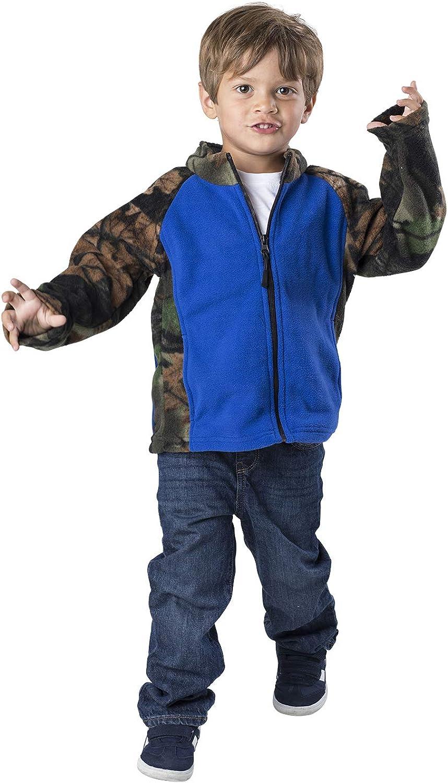 Toddler Outdoor Fleece Jacket TrailCrest Infant