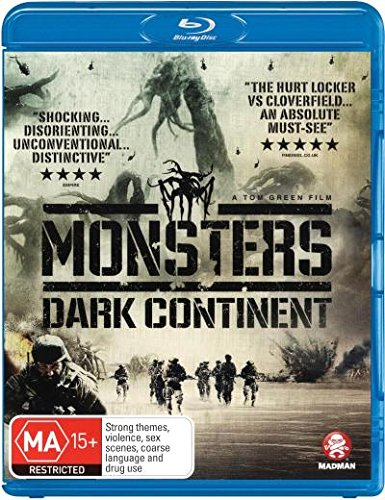 Monsters - Dark Continent Blu-ray