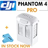 DJI Phantom 4 Professional Phantom 4 Series - Intelligent Flight Battery (High Capacity) Part64+Cleaning Cloth