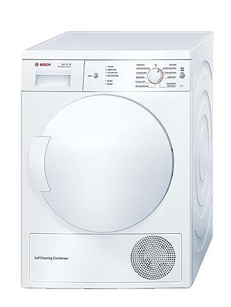 Bosch WTW84162 Wärmepumpentrockner / A ++ / 7 Kg / Weiß / ActiveAir  Technology /