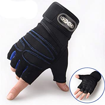 DD/LZY Half-Fingered Gloves For Mountaineering, Hiking ...