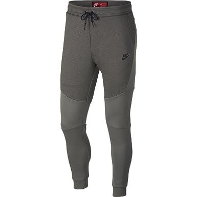 Nike Pantalon Hombre NSW Tech Fleece Jogger Gris: Amazon.es: Ropa y accesorios