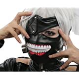 Halloween Cosplay Prop Tokyo Ghoul Masque Kaneki Ken Masque Horreur Anime Costume Accessories