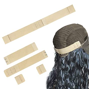 Amazon Com Dreamlover Elastic Band For Wigs 4 Pack Beauty