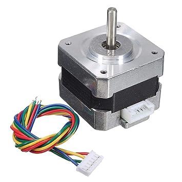 Sharplace Kit de Motor Paso a Paso de CC para Máquina de ...