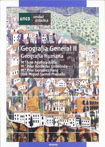 Descargar Libro Geografía General Ii María José Aguilera Arilla