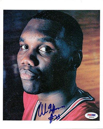 Al Jefferson Signed 8x10 Photograph Celtics - Certified Genuine Autograph By PSA/DNA - Autographed Photo