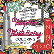 Tempted & Tantalizing Coloring