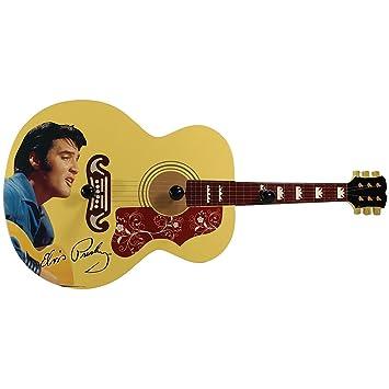 Amazon.com: Perchero de Elvis Presley Guitarra: Home & Kitchen