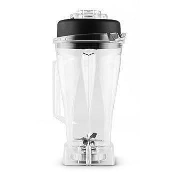 Klarstein Vaso de Recambio para la batidora Herakles 8G 2 L Libre de BPA garrafa: Amazon.es