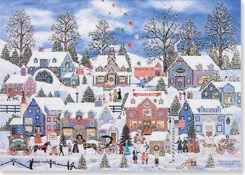 Seeking Holiday Treasures Holiday Boxed Cards (Christmas Cards, Holiday Cards, Greeting (Holiday Treasure Box)