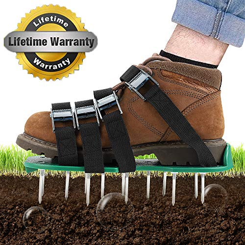 TONBUX Lawn Aerator Shoes
