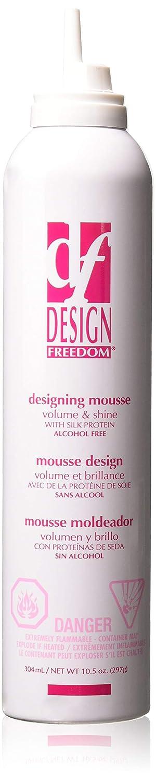 Design Freedom Mousse 300ml/10.5 oz 40791