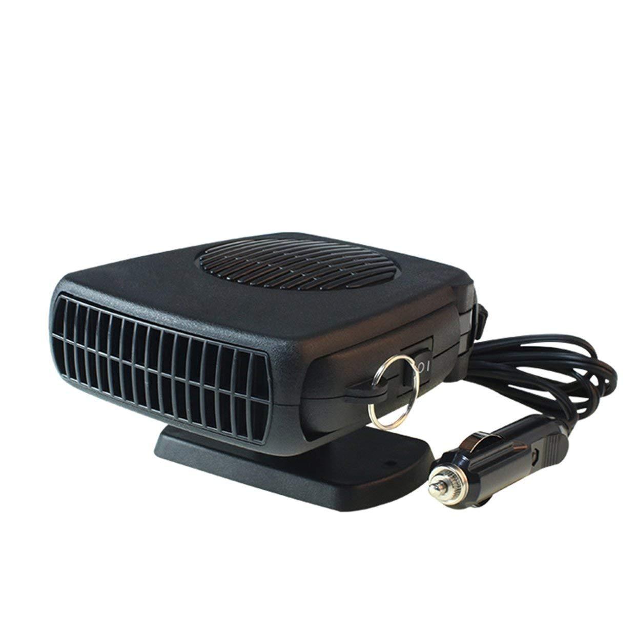 Acquisto Tree-on-Life Mini Portatile riscaldatore per Auto 12 Volt Elettrico per Veicoli da Viaggio Ventola Maniglia per Parabrezza Vetro sbrinatore Demister Prezzi offerte