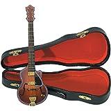 Gewa 980650 Instrument miniature Guitare avec Etui 20 cm