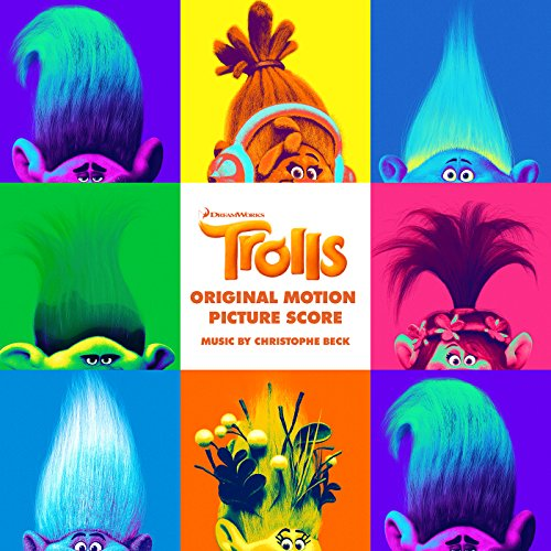 Trolls (Original Motion Picture Score) by Christophe Beck & Jeff Morrow on Amazon Music - Amazon.com