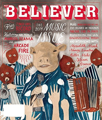 Read Online The Believer, Issue 109 PDF
