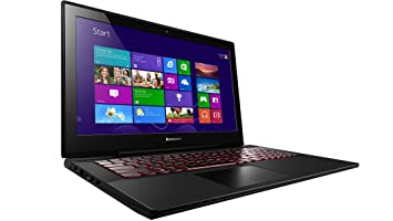 Lenovo IdeaPad Y50-70 - Ordenador portátil (Portátil, Touchpad, Windows 8,