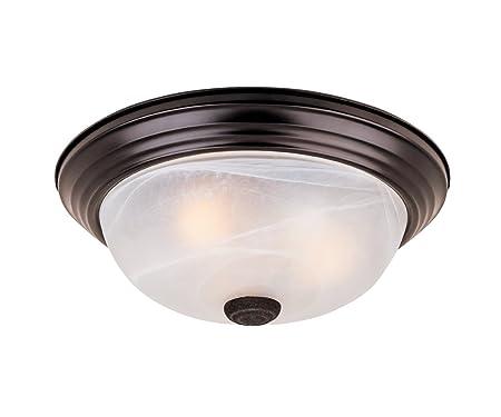 Designers Fountain 1257L-ORB-AL Flush mount Ceiling Light