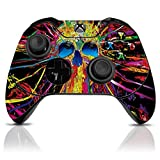 (Graffti Splater) Custom Xbox One Controller with Exclusive Design Vinyl Skin Decal Uniquely Hand Painted and Air-Brushed For Sale