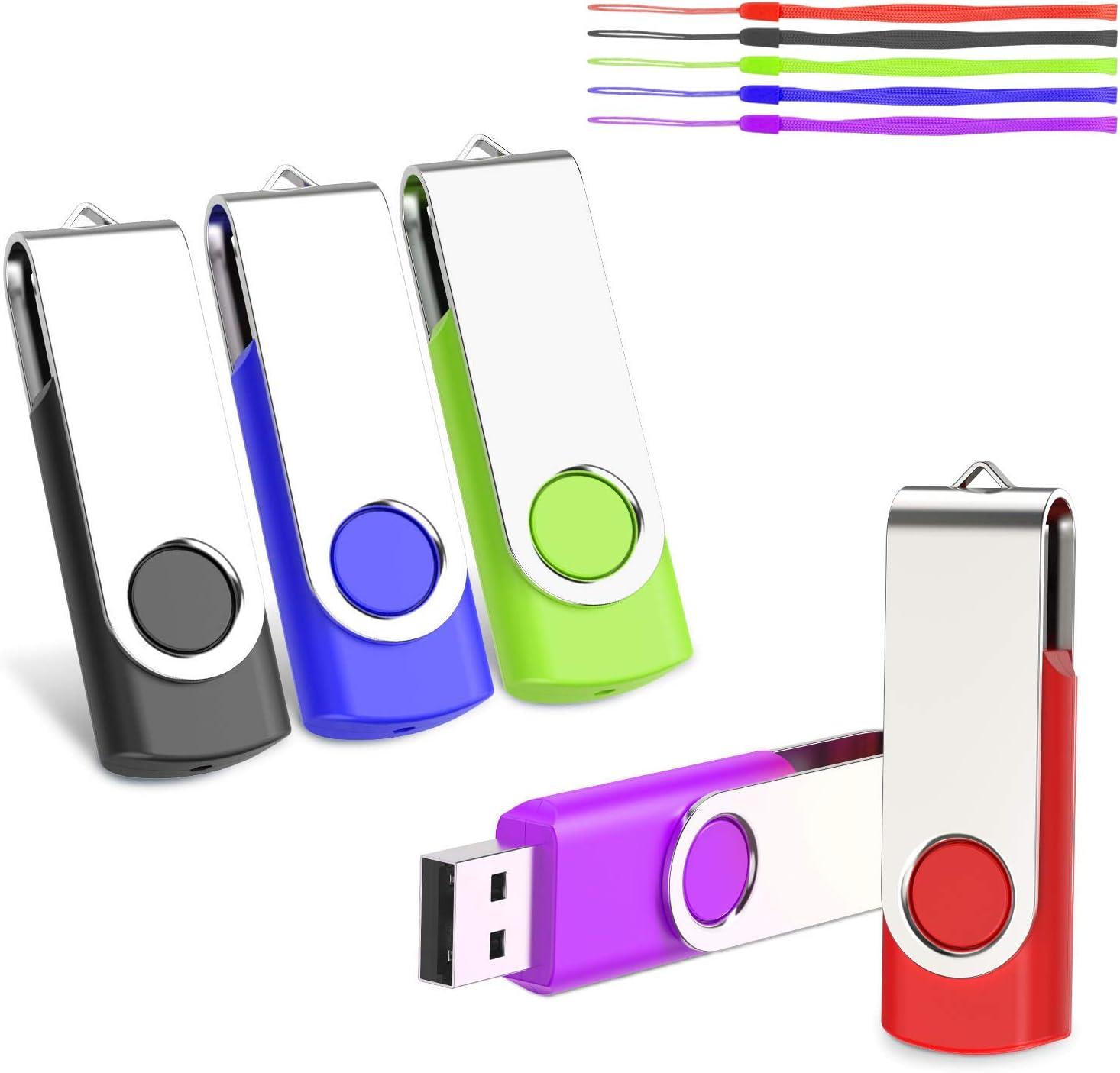 Usb Stick Kacai 32gb 5 Stück Speichersticks Usb Sticks Elektronik