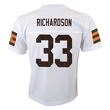 buy popular bf1e1 05a8e Amazon.com : Outerstuff Trent Richardson NFL Cleveland ...