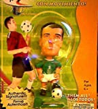 Jared Borgetti Bobble Head Figure - Mexico Soccer Headz
