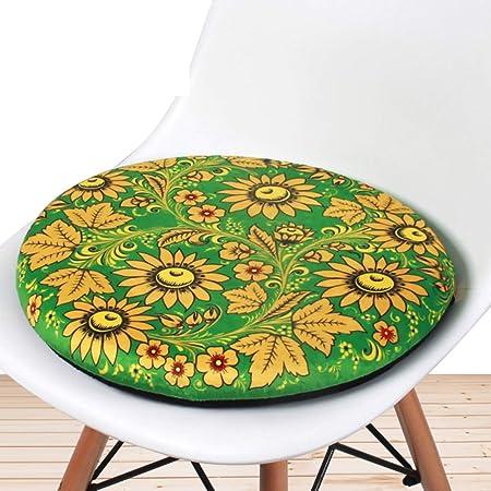 seat cushion Cojín Redondo del Asiento,Anti-Slip Lavable ...