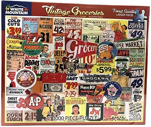 vintage puzzle - 2